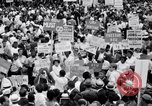 Image of Marian Anderson at March Washington DC USA, 1963, second 13 stock footage video 65675028221