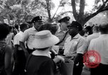 Image of Marian Anderson at March Washington DC USA, 1963, second 28 stock footage video 65675028221