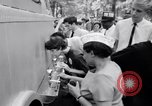 Image of Marian Anderson at March Washington DC USA, 1963, second 35 stock footage video 65675028221