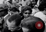 Image of Marian Anderson at March Washington DC USA, 1963, second 49 stock footage video 65675028221