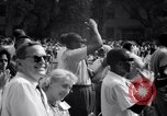 Image of Marian Anderson at March Washington DC USA, 1963, second 55 stock footage video 65675028221