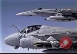 Image of Desert Storm US aircraft Iraq, 1991, second 41 stock footage video 65675028320