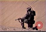 Image of US tanks Iraq, 1991, second 4 stock footage video 65675028321