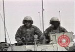 Image of US tanks Iraq, 1991, second 15 stock footage video 65675028321