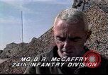 Image of Major General McCaffry Iraq, 1991, second 1 stock footage video 65675028322