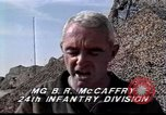 Image of Major General McCaffry Iraq, 1991, second 2 stock footage video 65675028322