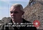 Image of Major General McCaffry Iraq, 1991, second 3 stock footage video 65675028322