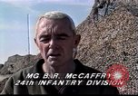 Image of Major General McCaffry Iraq, 1991, second 4 stock footage video 65675028322