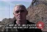Image of Major General McCaffry Iraq, 1991, second 5 stock footage video 65675028322