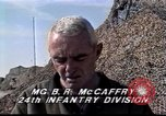Image of Major General McCaffry Iraq, 1991, second 6 stock footage video 65675028322