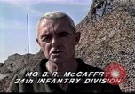 Image of Major General McCaffry Iraq, 1991, second 7 stock footage video 65675028322