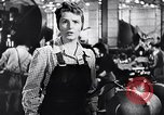 Image of American women war workers United States USA, 1944, second 15 stock footage video 65675028451