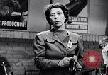 Image of American women war workers United States USA, 1944, second 21 stock footage video 65675028451