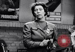 Image of American women war workers United States USA, 1944, second 22 stock footage video 65675028451