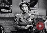 Image of American women war workers United States USA, 1944, second 23 stock footage video 65675028451