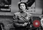 Image of American women war workers United States USA, 1944, second 24 stock footage video 65675028451