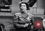 Image of American women war workers United States USA, 1944, second 25 stock footage video 65675028451