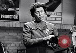 Image of American women war workers United States USA, 1944, second 28 stock footage video 65675028451