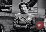 Image of American women war workers United States USA, 1944, second 32 stock footage video 65675028451
