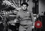 Image of American women war workers United States USA, 1944, second 51 stock footage video 65675028451