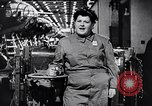 Image of American women war workers United States USA, 1944, second 55 stock footage video 65675028451