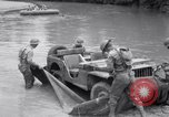 Image of US 4th Engineers troops with Bantam Jeep Fort Benning Georgia USA, 1941, second 15 stock footage video 65675028751