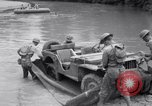 Image of US 4th Engineers troops with Bantam Jeep Fort Benning Georgia USA, 1941, second 16 stock footage video 65675028751