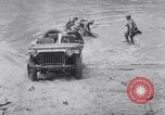 Image of US 4th Engineers troops with Bantam Jeep Fort Benning Georgia USA, 1941, second 45 stock footage video 65675028751