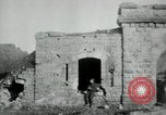 Image of 102nd and 103rd Infantry headquarters World War I Chamin Des dames France, 1918, second 1 stock footage video 65675029178