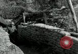 Image of 102nd and 103rd Infantry headquarters World War I Chamin Des dames France, 1918, second 46 stock footage video 65675029178