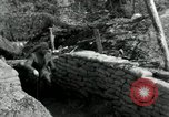 Image of 102nd and 103rd Infantry headquarters World War I Chamin Des dames France, 1918, second 47 stock footage video 65675029178