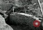 Image of 102nd and 103rd Infantry headquarters World War I Chamin Des dames France, 1918, second 49 stock footage video 65675029178