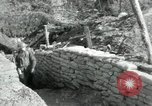 Image of 102nd and 103rd Infantry headquarters World War I Chamin Des dames France, 1918, second 50 stock footage video 65675029178