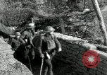Image of 102nd and 103rd Infantry headquarters World War I Chamin Des dames France, 1918, second 52 stock footage video 65675029178