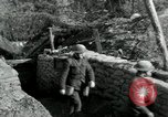 Image of 102nd and 103rd Infantry headquarters World War I Chamin Des dames France, 1918, second 54 stock footage video 65675029178