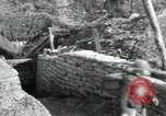 Image of 102nd and 103rd Infantry headquarters World War I Chamin Des dames France, 1918, second 55 stock footage video 65675029178