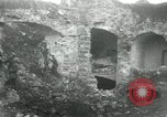Image of 102nd and 103rd Infantry headquarters World War I Chamin Des dames France, 1918, second 60 stock footage video 65675029178