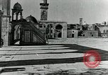 Image of Al Aqsa Mosque Palestine, 1918, second 16 stock footage video 65675029256