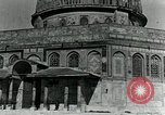 Image of Al Aqsa Mosque Palestine, 1918, second 21 stock footage video 65675029256