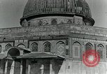 Image of Al Aqsa Mosque Palestine, 1918, second 25 stock footage video 65675029256