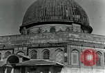 Image of Al Aqsa Mosque Palestine, 1918, second 29 stock footage video 65675029256