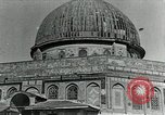 Image of Al Aqsa Mosque Palestine, 1918, second 31 stock footage video 65675029256