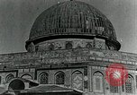 Image of Al Aqsa Mosque Palestine, 1918, second 32 stock footage video 65675029256