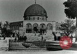 Image of Al Aqsa Mosque Palestine, 1918, second 33 stock footage video 65675029256