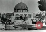Image of Al Aqsa Mosque Palestine, 1918, second 35 stock footage video 65675029256