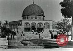 Image of Al Aqsa Mosque Palestine, 1918, second 37 stock footage video 65675029256