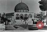 Image of Al Aqsa Mosque Palestine, 1918, second 38 stock footage video 65675029256