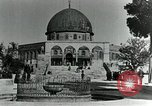 Image of Al Aqsa Mosque Palestine, 1918, second 39 stock footage video 65675029256