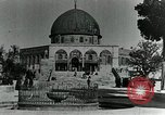 Image of Al Aqsa Mosque Palestine, 1918, second 40 stock footage video 65675029256