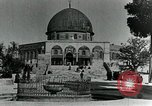 Image of Al Aqsa Mosque Palestine, 1918, second 41 stock footage video 65675029256